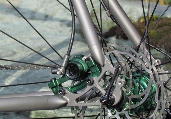alliance bicycles TITANIUM Art