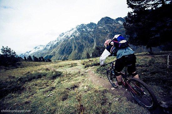 Stage 2 Ischgl Overmountain Challenge 2013