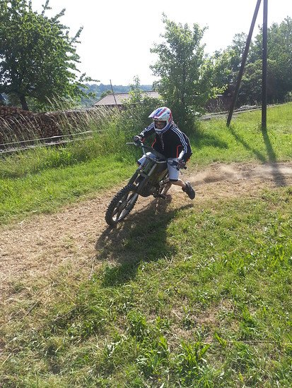Moped fahren(4)