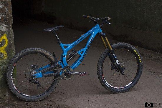 TR250 | my sexy blue baby