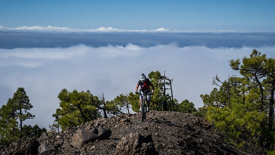 La Palma - Cloud Surfing