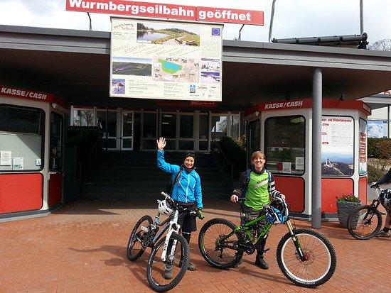 Bikepark Braunlage April 2014