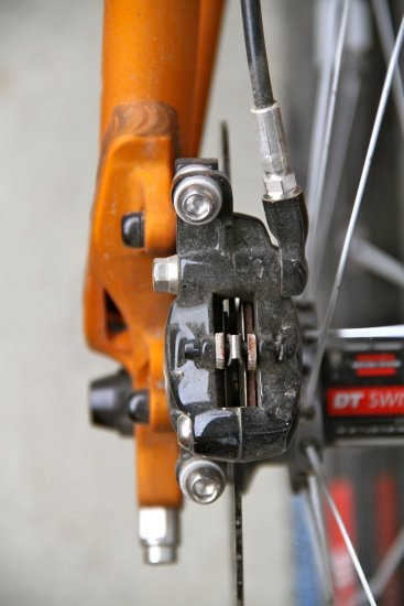 Sram X0 Disk Brake TS 08
