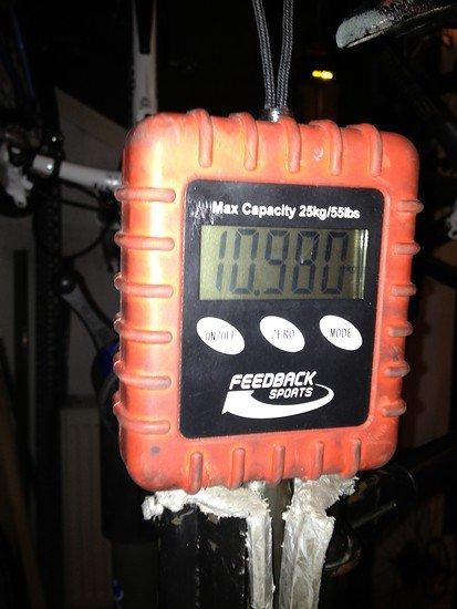 Gewicht Norco Sight für 2013