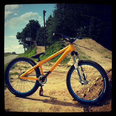 My new Bike - Dartmoor Two6player