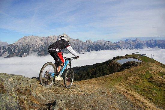 Bikepark Leogang Herbst 2013 - On The Top