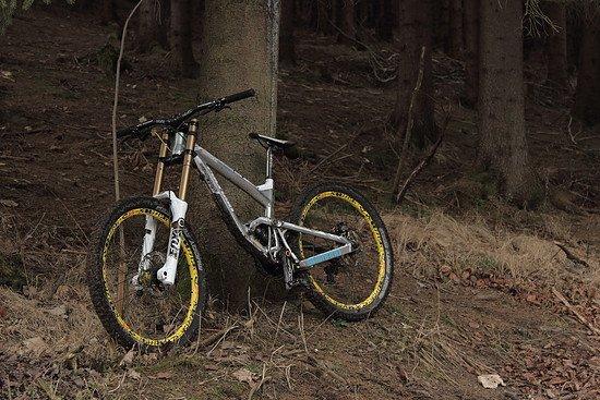 Mein neues Bike für die Saison 2014