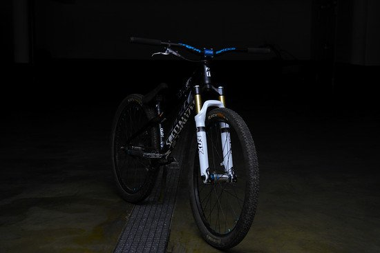 Specialized P.3 Bearclaw Edition 2013