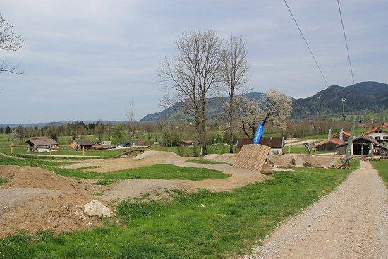 Lengries Park2