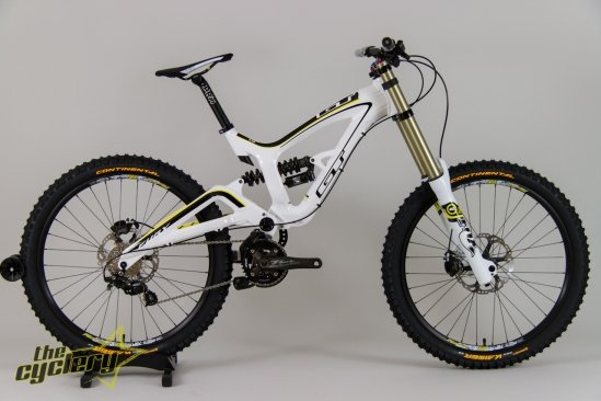 GT Fury Alloy 1.0 Bike 2013