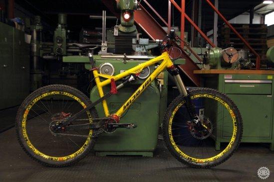 Helius AM Pinion -BikeBauer-