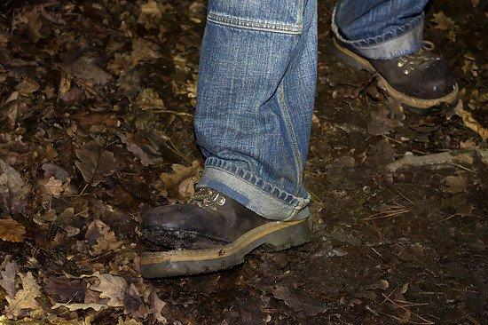 sprechender Schuh