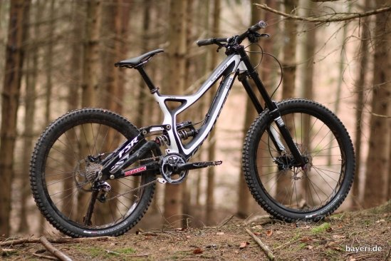 Specialized Demo Carbon 2013