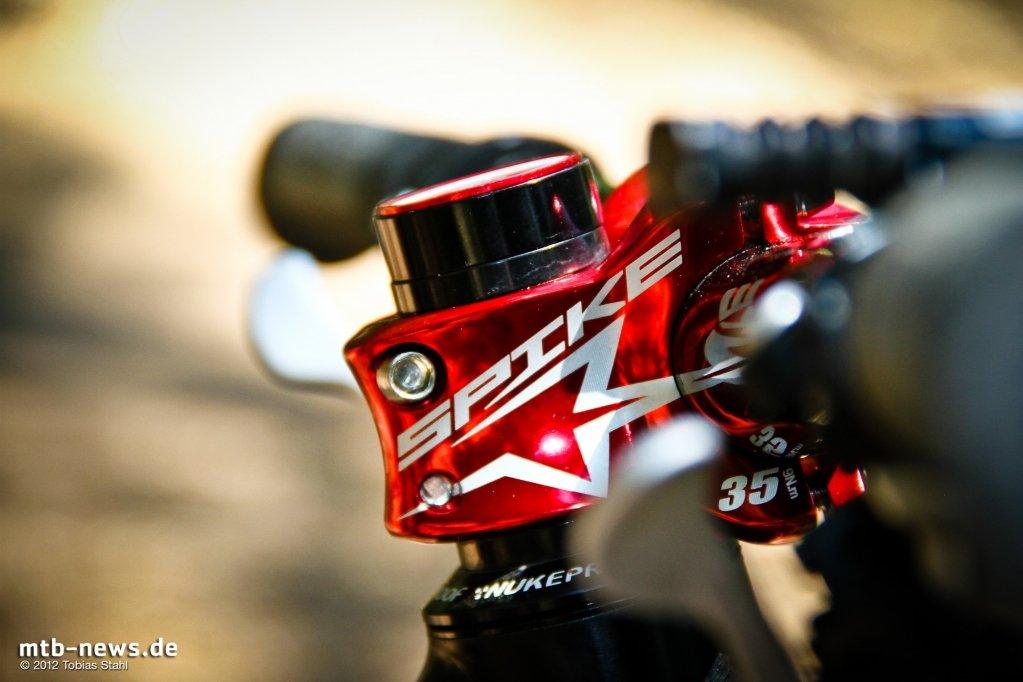 Spank Spike Race 35mm Stem-9