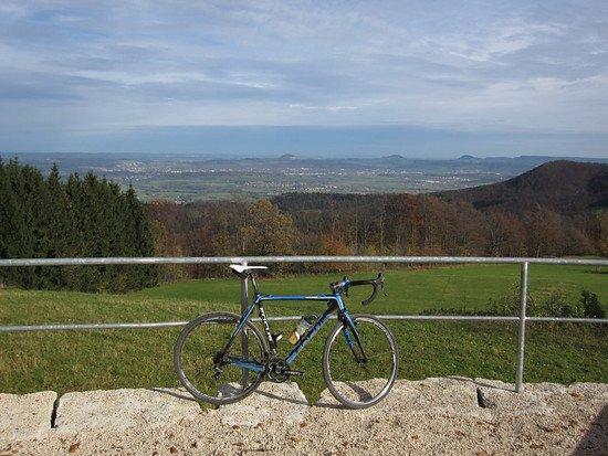 Blick ins Stauferland