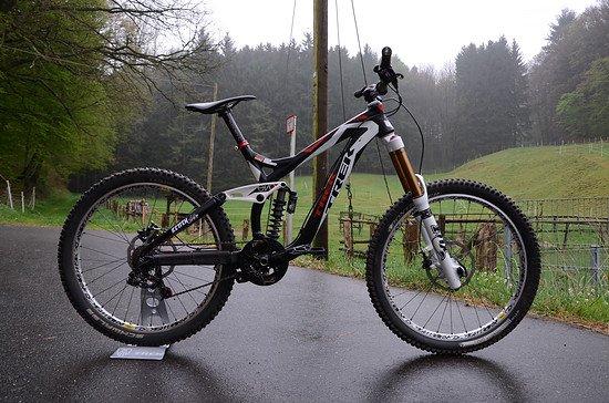 Trek Session 8 2011 Custom
