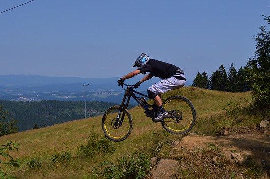 Downhill Geisskopf
