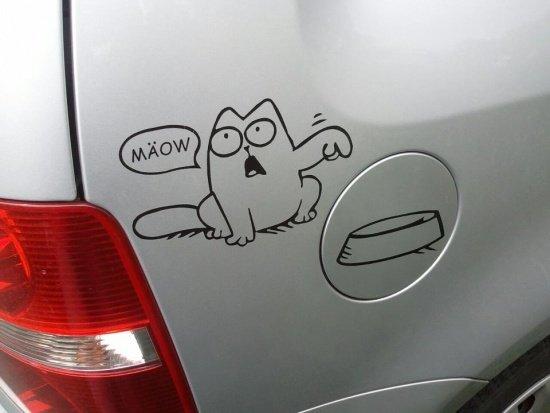 Simon´s Cat ... Serie