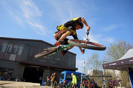 BikeBauer Open Day 2013 Noah