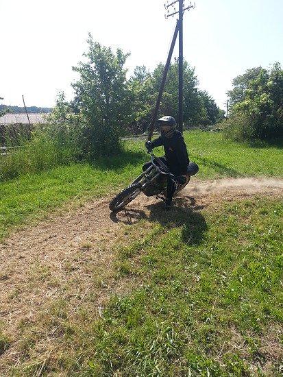 Moped fahren(5)
