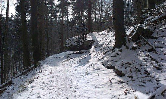 der letzte schnee