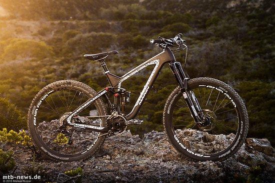 Marin Attack Trail 2014 - Prototyp