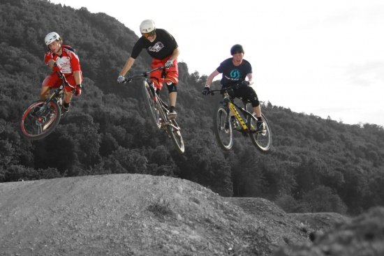 3 Riders => 3 Styles