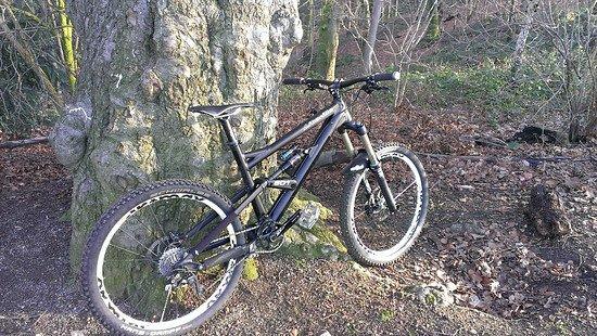 Liteville 601 mit 13,25 kg