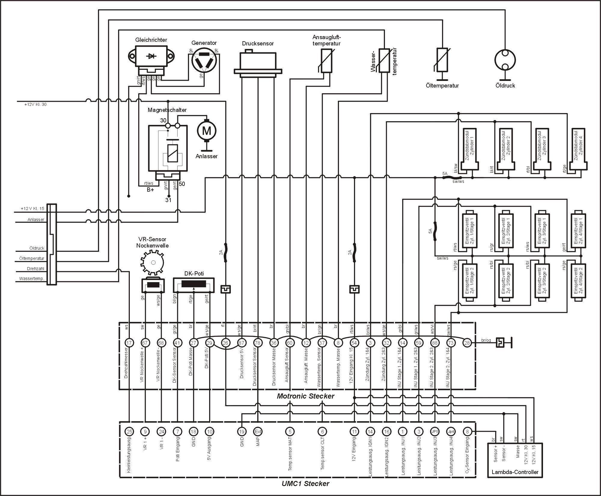 Großzügig Original Schaltplan Bilder - Schaltplan Serie Circuit ...