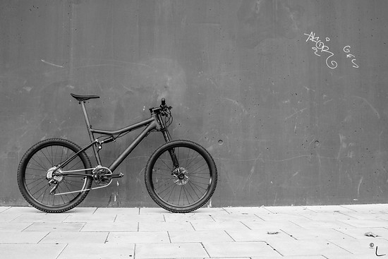 """2011er Cannondale Scalpel """"Stealth""""- Edition"""