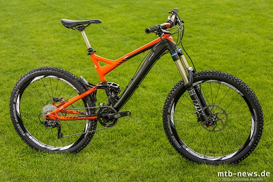 Votec VE160 Enduro