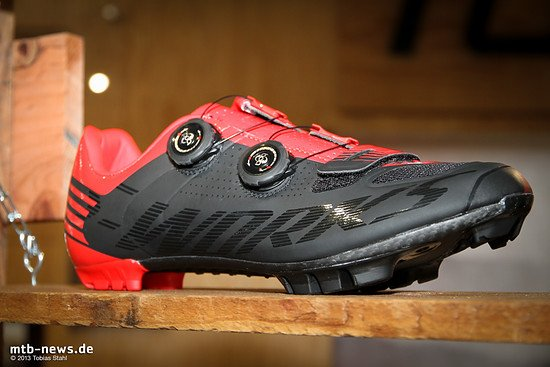 Specialized 2014 - S-Works XC Schuh rot