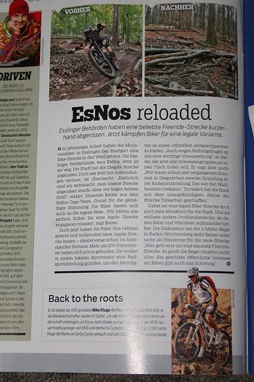 esnos im mountainbike magazin 4/14