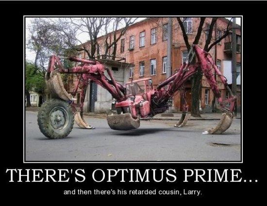 Optimus cousin