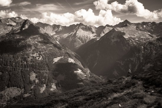 The Perfect Trail B&W Edit