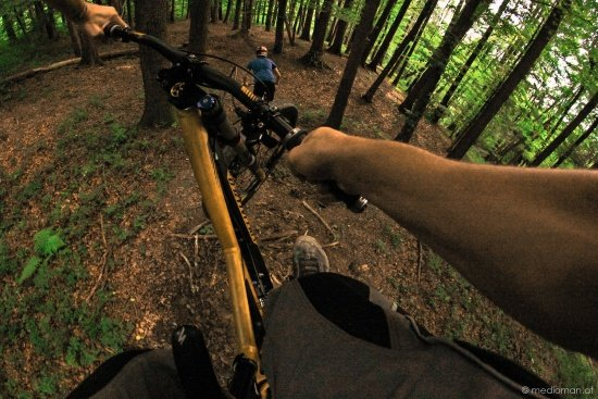 POV-test-shot mit meiner Canon