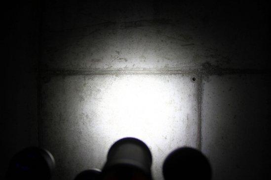 Exposure Lights Reflex - Ausleuchtung