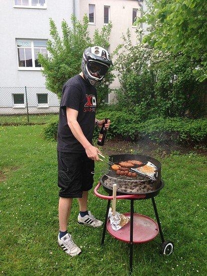 So grillt Man(n)