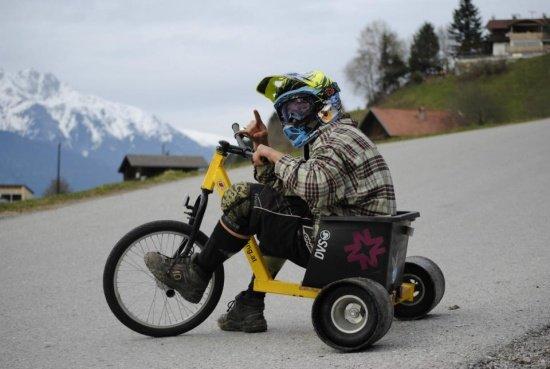 Drift Trike 2