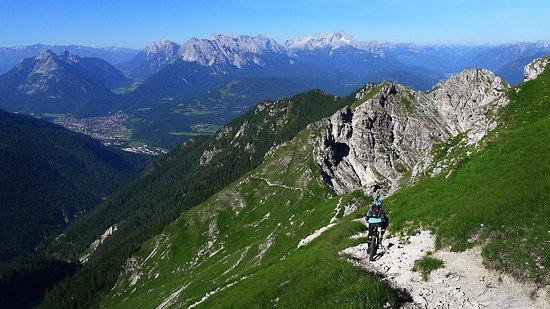 Ein Tag im Karwendel