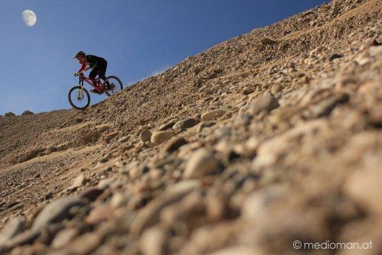 Ride on Mars