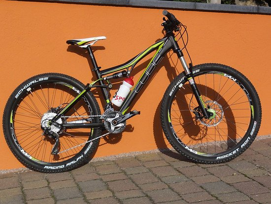 Cube AMS WLS PRO 15 Zoll