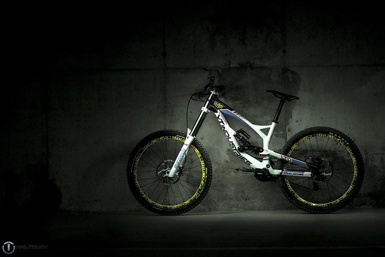 New YT Industries limited edition 2014