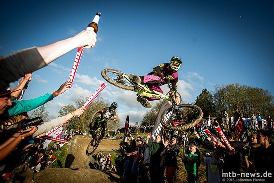 Dirt Masters Whip Offs Brendan Fairclough vor Sam Reynolds