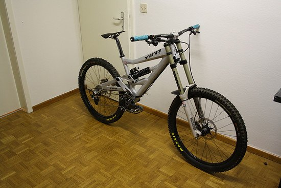 Yeti 303 Rate DH