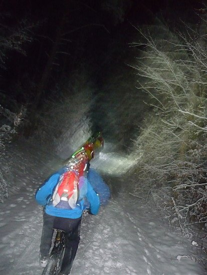 Winter-Nightride