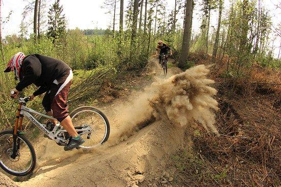 Dust and Chunks