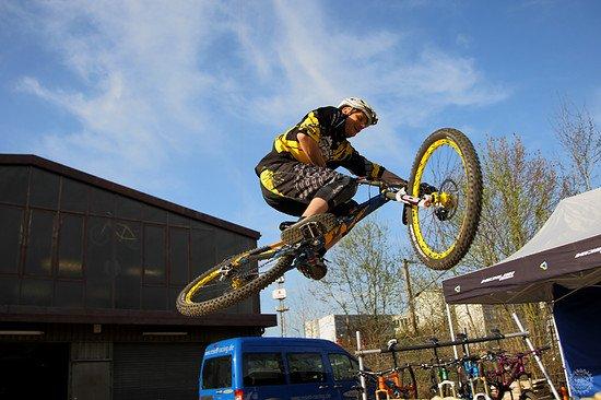 BikeBauer Open Day 2013 Ralf