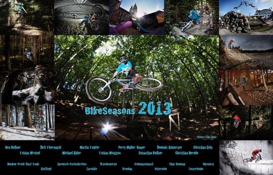 BikeSeasons 2013