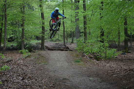 Table Top am Hometrail 2014